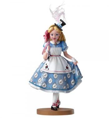 Alice Csodaországban Maszkabál Figura