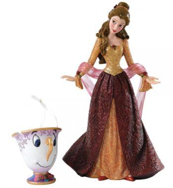 Karácsonyi Belle Figura