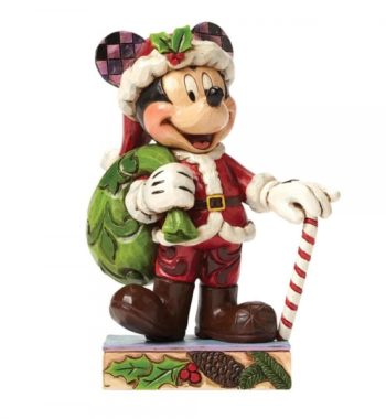 Ünnepi Örömöt Mindenkinek (Mickey Egér Figura)