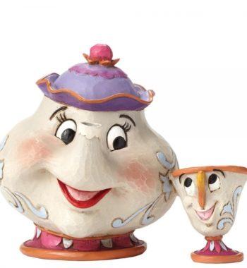 Az Anyai Szeretet (Mrs. Potts & Csészike Figura)