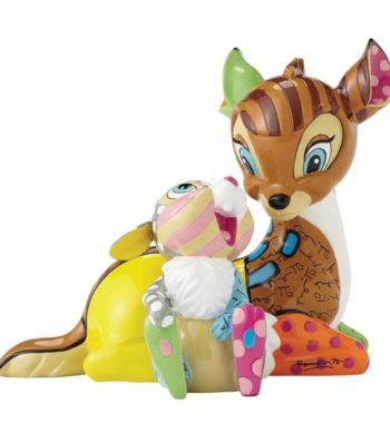 Bambi & Toppancs Figura