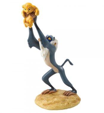 Eredeti Disney webáruház - Egy Király Születése (Rafiki & Szimba Figura)