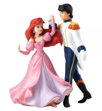 Eredeti Disney webáruház - Micsoda Csoda (Ariel & Eric Figura)