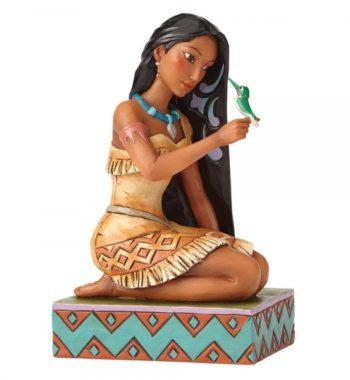Szabad és Heves (Pocahontas Flittel Figura)