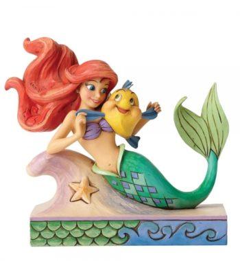 Móka és Barátok (Ariel és Ficánka Figura)