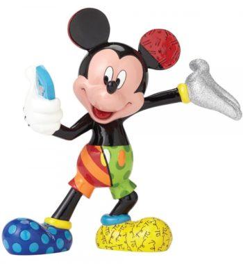 Szelfiző Mickey Egér Figura