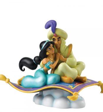 Eredeti Disney webáruház - Egy Teljesen Új Világ (Jázmin & Aladdin Figura)