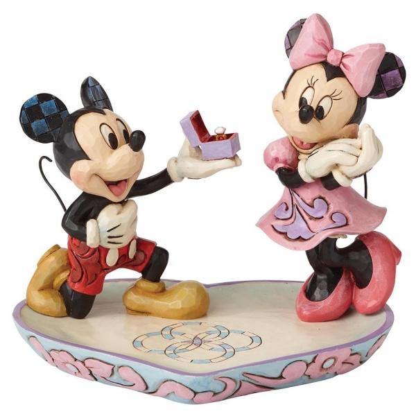 Egy Varázslatos Pillanat (Mickey Megkéri Minnie Egér Kezét