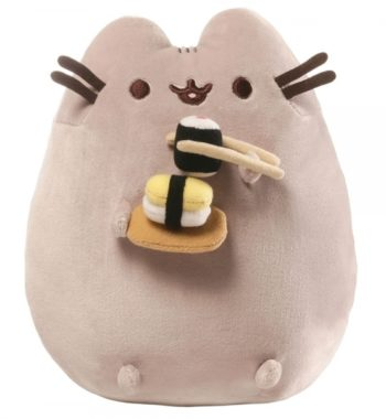 Pusheen bolt - Pusheen Sushi