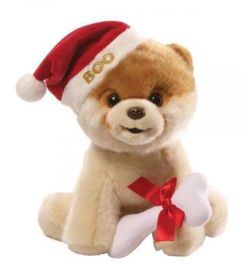 Karácsonyi Boo - Kutya plüss
