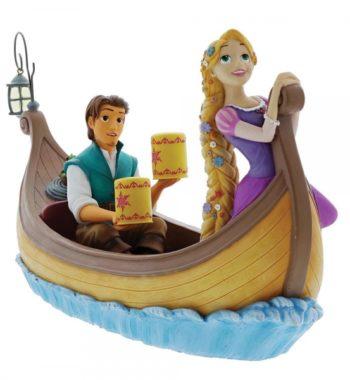 Eredeti Disney webáruház - Látom A Fényt (Rapunzel & Flynn Rider Figura)