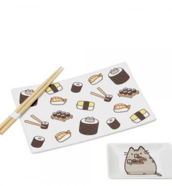 Pusheen bolt - Pusheen Sushi Tálca