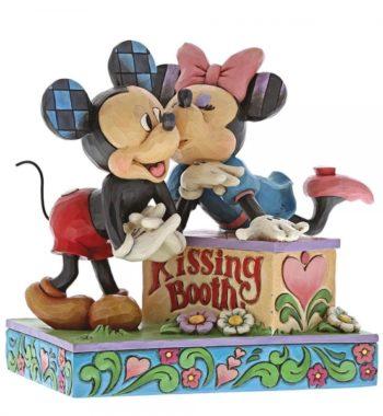 Csókos Bódé (Mickey Egér & Minnie Egér Figura)