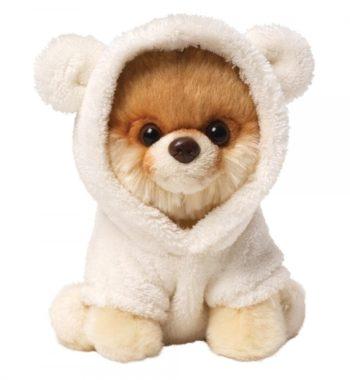 Ici-Pici Boo #009 Medve Ruha - Kutya plüss