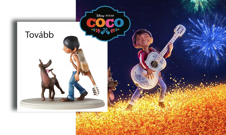 Disney COCO figurák